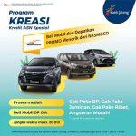 Program KREASI Beli Mobil Dapat Hadiah Di Dealer Toyota Semarang