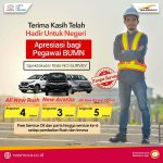 Promo Spesial Apresiasi Pegawai BUMN Dari Toyota Semarang